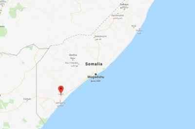 U.S. airstrike hits al-Shabab in Somalia