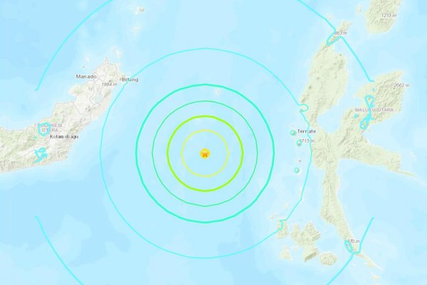 Indonesia Issues Tsunami Warning After Magnitude 6.9