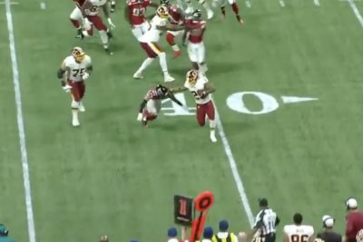 Derrius Guice impresses Redskins coach Jay Gruden in 2019 debut