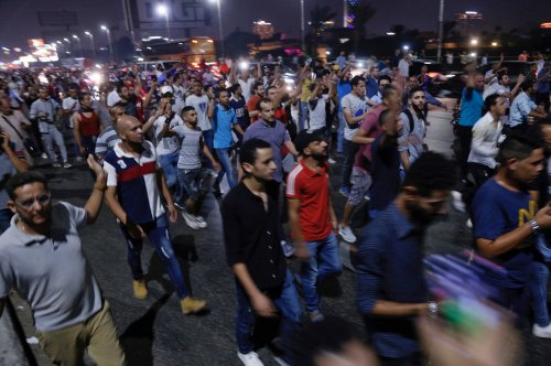Egyptian protests call for resignation of President Sisi