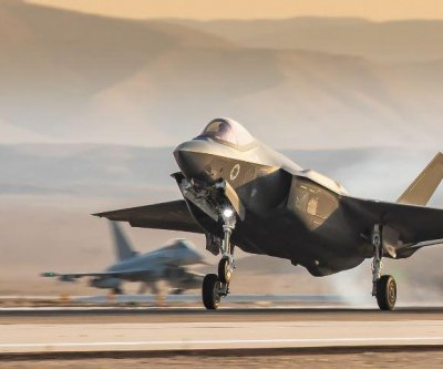 Israel's Blue Flag exercises, a meeting of F-35 fighter planes, completed