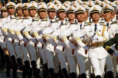 China conducts live-fire drills near Korean Peninsula