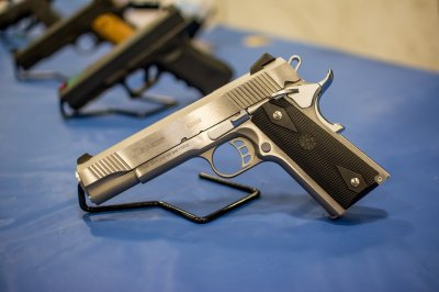 Study links pandemic fears to gun sale surge in California
