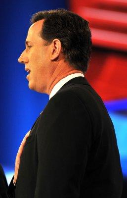 Specter: Santorum is 'far to the right'