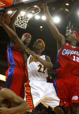 NBA: Golden State 107, LA Clippers 92