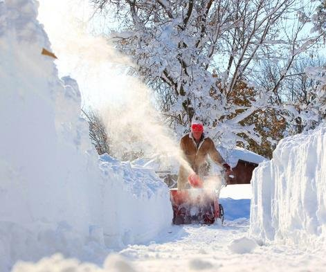 Buffalo's next concern after snowstorm: melting snow, flooding