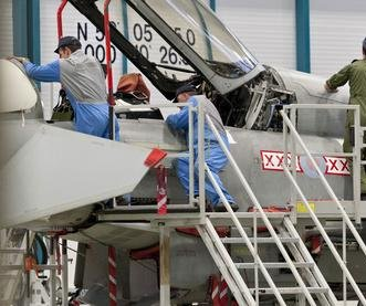 BAE Systems support contract for Typhoon fighters extended