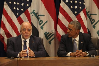 Iraqi Prime Minister meeting with President Obama to request weapons