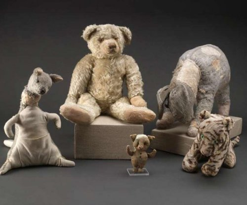 Winnie the Pooh and friends return to New York Public Library
