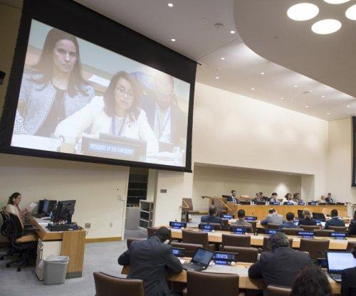 U.N. member countries approve global nuclear treaty