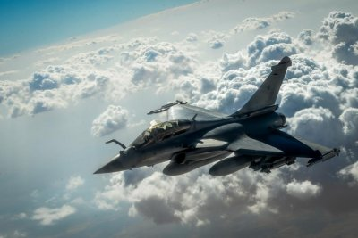France, Germany announce new joint fighter program