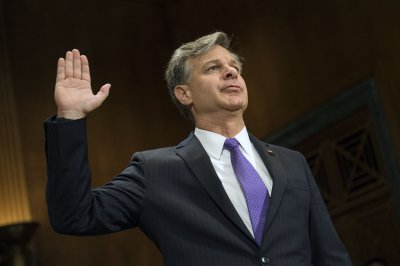 Wray endorsed by Judiciary Committee for FBI director