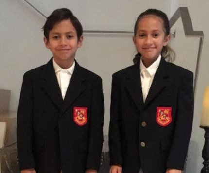 Jennifer Lopez sends her twins off to fourth grade: 'So proud'