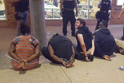 More than 80 St. Louis protesters arrested after officer's acquittal
