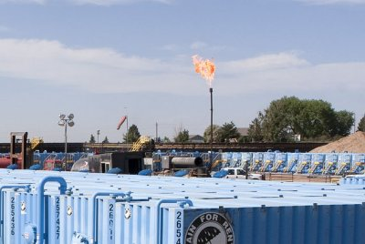 Shale gas production outpacing some U.S. regional demand