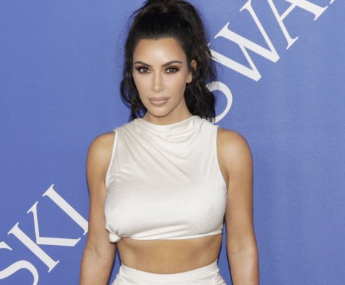 Kim Kardashian honored at CFDA Fashion Awards