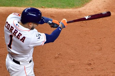 Astros' Correa expected back vs. Mariners