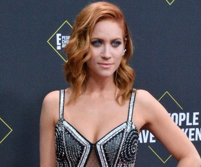Brittany Snow has 'Pitch Perfect' reunion at bachelorette party