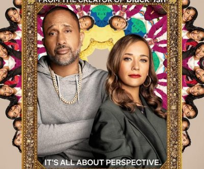 '#blackAF': Kenya Barris, Rashida Jones play couple in new poster