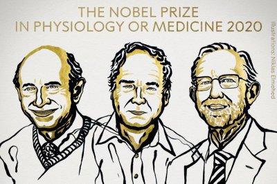 U.S., British hepatitis C researchers win Nobel Prize in Medicine