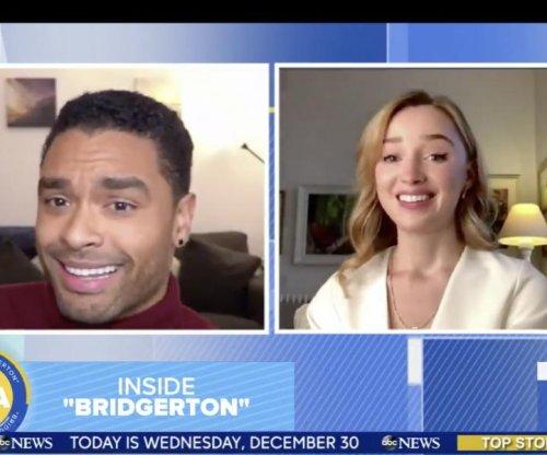 'Bridgerton' stars Phoebe Dynevor, Rege-Jean Page discuss on-screen chemistry