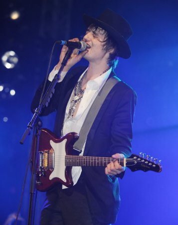 Pete Doherty arrested for alleged DUI