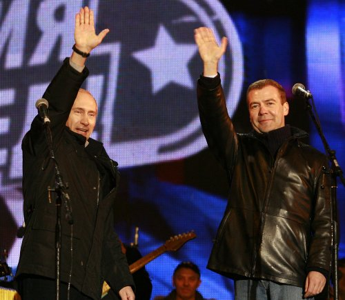 Medvedev warns about election violations