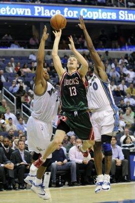 NBA: Washington 104, Milwaukee 102