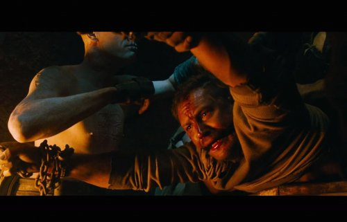 Tom Hardy stars in first 'Mad Max: Fury Road' trailer