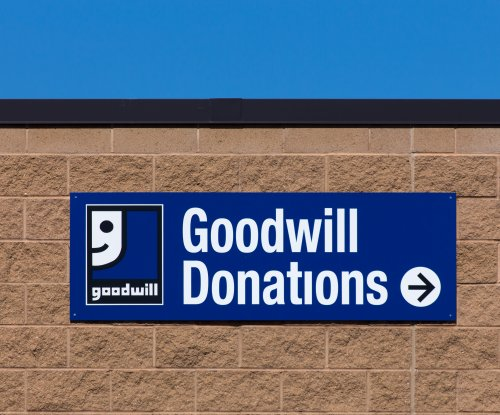 Cremated remains found in Goodwill donation