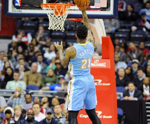 Denver Nuggets hang on to beat Los Angeles Clippers