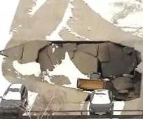 Parking deck collapse in New Jersey likely due to heavy snow pileup