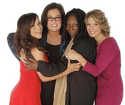 WATCH: Rosie O'Donnell bids farewell to 'The View'