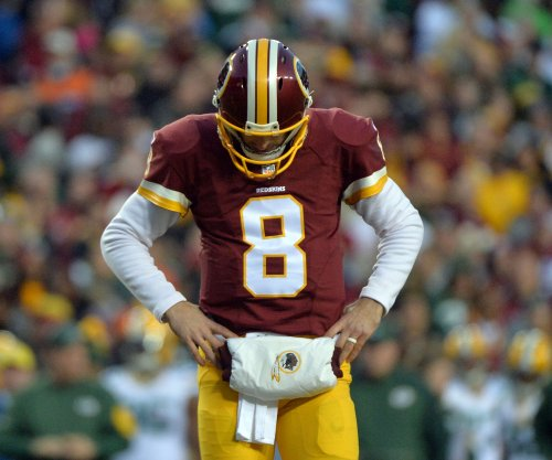 Kirk Cousins treats each day as if it could be his last
