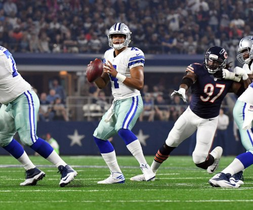 Dallas Cowboys name Dak Prescott QB1 for Week 8