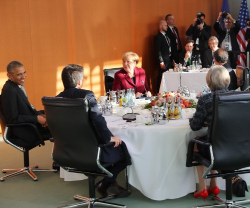 Obama, EU leaders vow NATO cooperation, tough stance on Russia