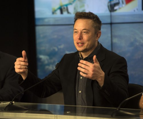 Musk to disgruntled Tesla investors: Buy Ford stock