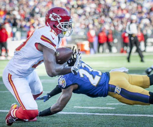 Buffalo Bills in 'talks' with WR Jeremy Maclin