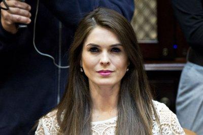 Hope Hicks named White House's interim communications director