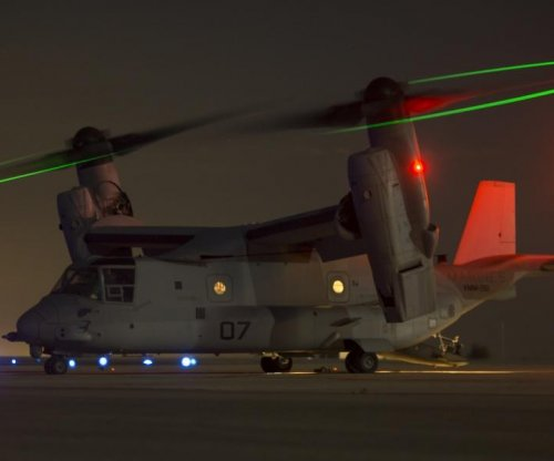 Lawsuit seeks records regarding 2000 V-22 Osprey crash