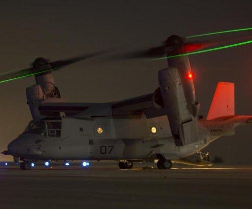 Lawsuit seeks records regarding 2000 V-22 Osprey crash