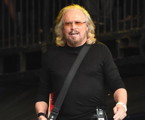 Barry Gibb working with Universal on Bee Gees stage musical