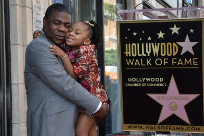 Tracy Morgan gets a star on the Hollywood Walk of Fame
