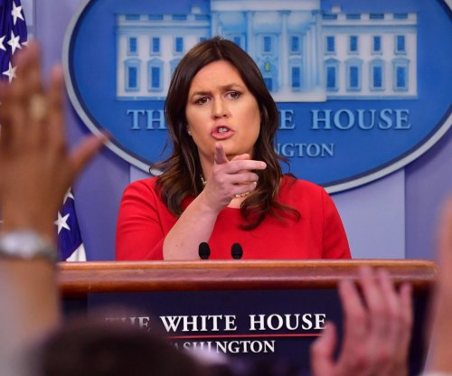 Watch live: Sarah Sanders gives White House press briefing