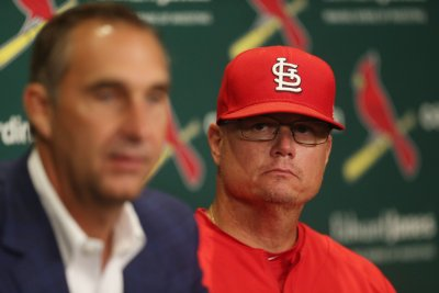 St. Louis Cardinals fire manager Mike Matheny