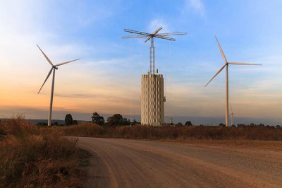 Swiss company using concrete bricks to make renewables more stable, cheaper