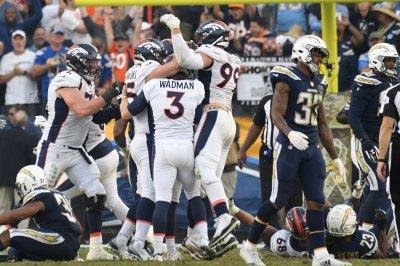 Broncos' Case Keenum engineers winning drive vs. Chargers