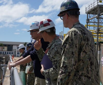 Pearl Harbor prepares for shipyard upgrade
