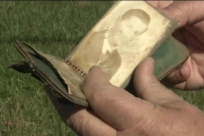 Virginia school finds student's lost wallet after 70 years