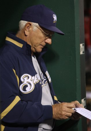 Macha out as Brewers' manager